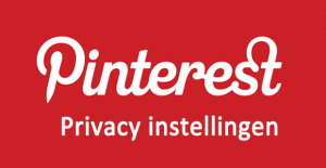Reputatiemanagement - Pinterest privacy