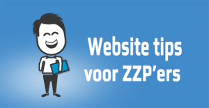 Reputatiemanagement - ZZP website